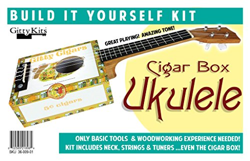 Martin Build Your Own Guitar Kit Instructions
